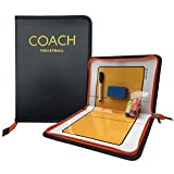 Volley Ball Coach folder and strategy board gift